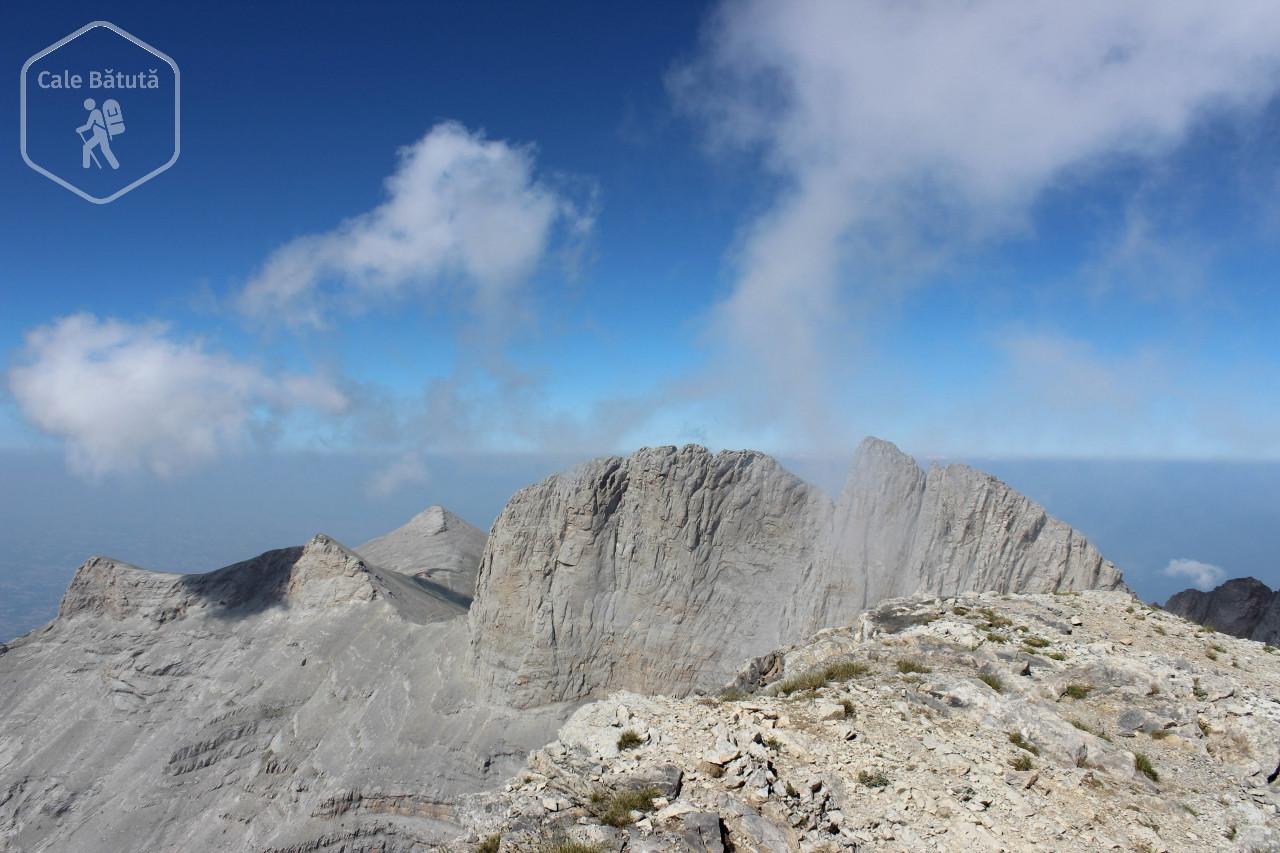Grecia - în vizită pe muntele lui Zeus