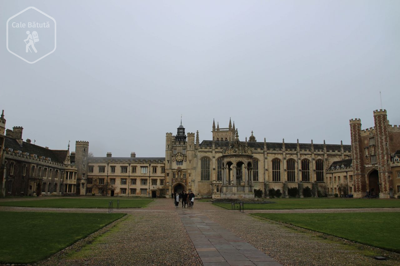 Anglia - Universitățile Cambridge și Oxford