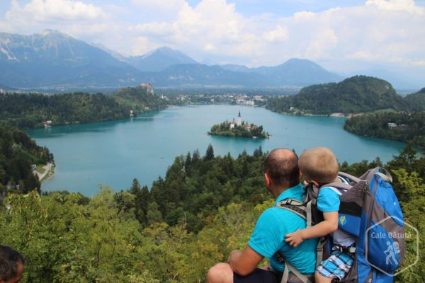 Slovenia - Bled din toate unghiurile
