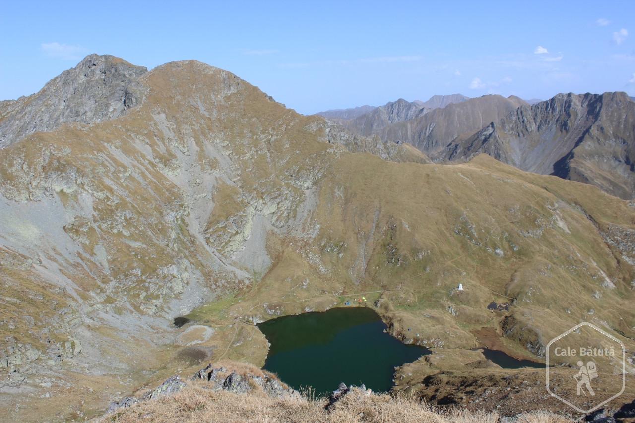 Un colțișor din Creasta Munților Făgăraș