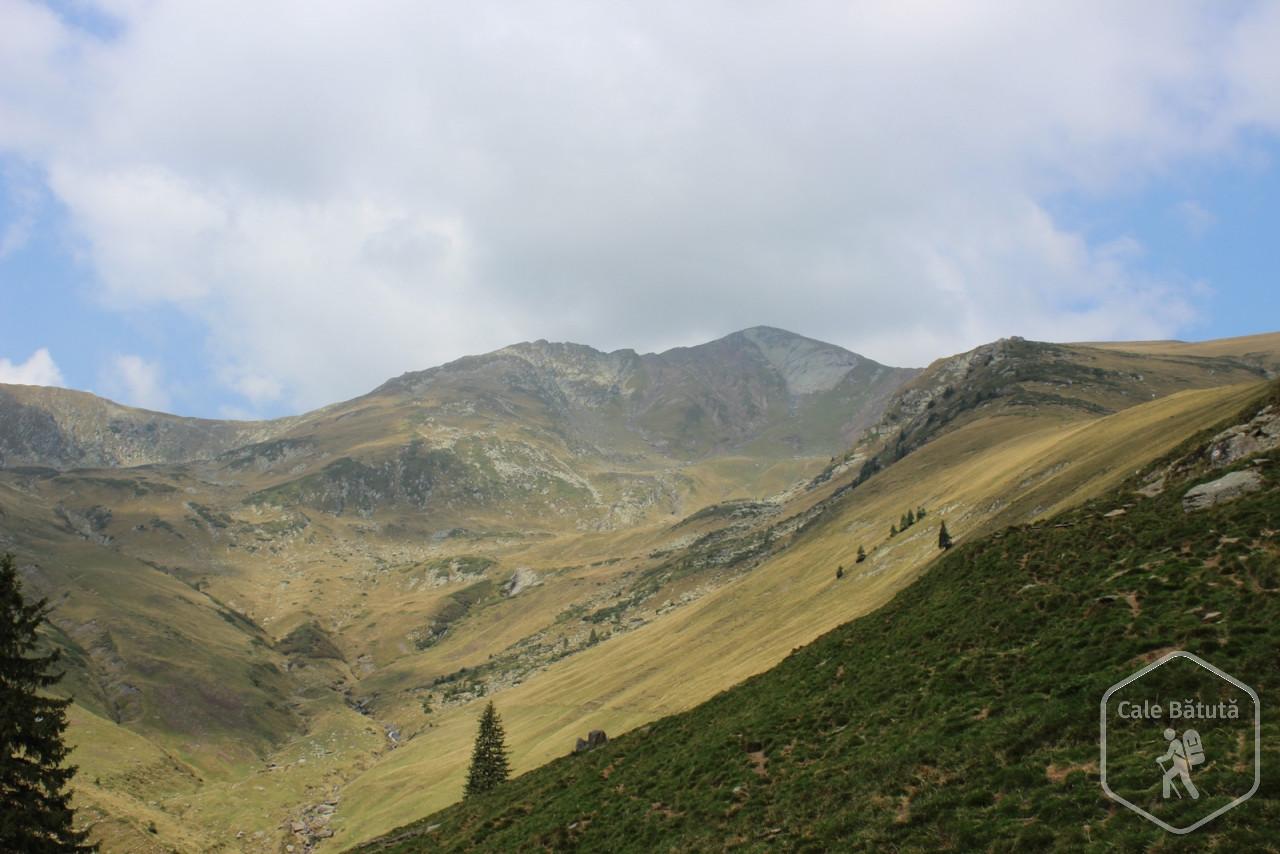 Vârful Lespezi - cel mai solicitant traseu din acest an