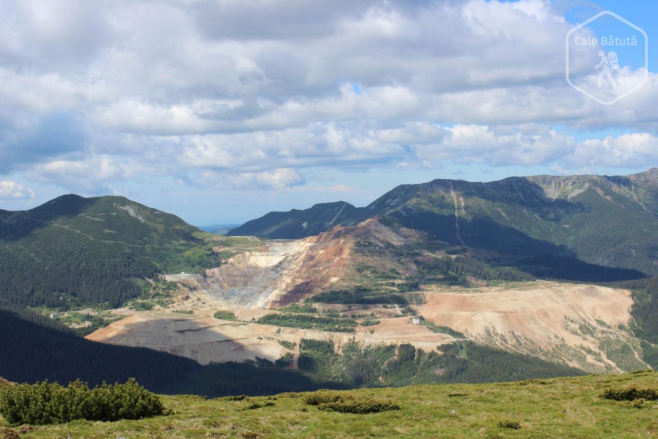 Creasta Munților Călimani într-un circuit de 3 zile